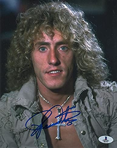 48d9d6fdc Amazon.com  ROGER DALTREY SIGNED AUTOGRAPHED 8x10 PHOTO TOMMY THE WHO VERY  RARE BECKETT BAS  Entertainment Collectibles