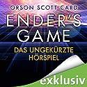 Ender's Game: Das große Spiel (Das ungekürzte Hörspiel) Hörspiel von Orson Scott Card Gesprochen von: Arne Kapfer, Udo Schenk, Vera Teltz