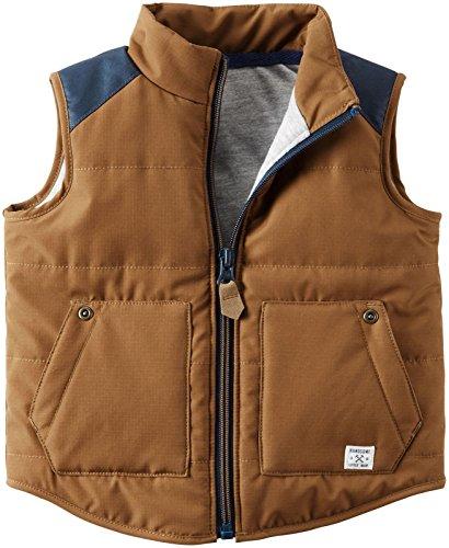 Carters Colorblock Puffer Vest Baby