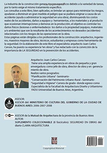 Seguridad e Higiene (Maquinas y Herramientas en la Industria de la Construccion) (Spanish Edition): Juan Carlos Caruso: 9789505531332: Amazon.com: Books