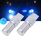 7440 led bulb blue - TUINCYN 7440 Blue 5630 33SMD LED Bulbs 900 Lumens 7440NA 7441 992 Bright Brake Stop Parking Light Turn Signals Bulb Side Markers Lamp DC 12V 3.6W (Pack of 2)