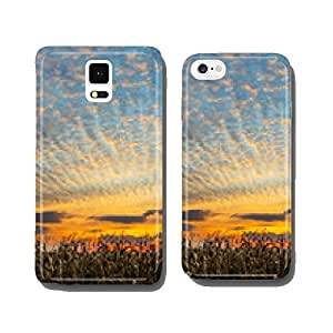 Harvest Sunset cell phone cover case iPhone6