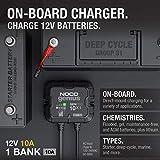 NOCO Genius GENPRO10X1, 1-Bank, 10-Amp