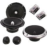 Soundstream PF.6 Picasso Component 6.5 2-Way 350W Speaker Set