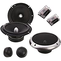 Soundstream PF.6 Picasso Component 6.5 2-Way 350W Speaker Set