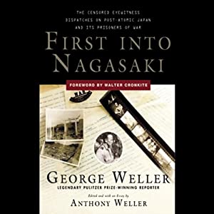 First into Nagasaki Audiobook