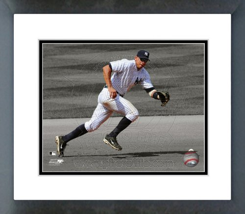 Alex Rodriguez NY Yankees 2010 Spotlight Framed Picture 8x10 ()
