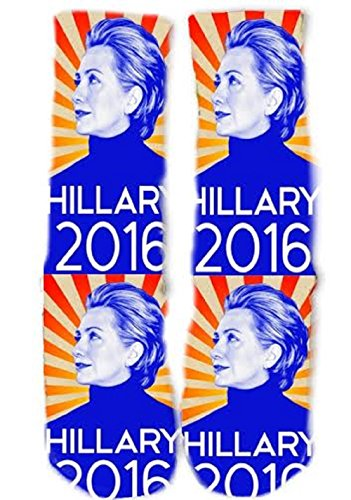 KOS 22 Hillary Clinton Socks product image