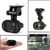 Mini 1.5 5.0MP Car Dash DVR Camera with G-Sensor, IR Night Vision, 8GB TF