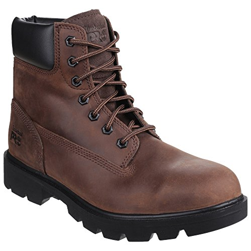 Lace Brown Wide Safety Sawhorse Mens Work Boot Timberland up Leather SpCAqW