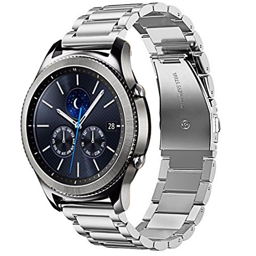 22mm samsung gear s3 classic band gear s3 frontier band. Black Bedroom Furniture Sets. Home Design Ideas