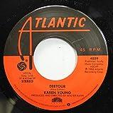 Karen Young 45 RPM Deetour / Don't Say Goodbye