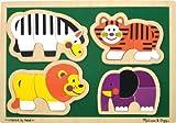 : Melissa & Doug Zoo Animals - Shaped