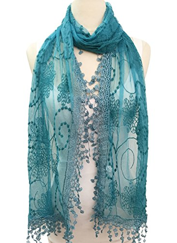 lightweight Feminine teardrop Vintage Crochet