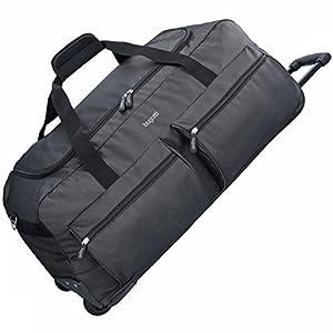 Bugatti Lima Travel Bag 2 Wheels 70 cm Light – Anthracite