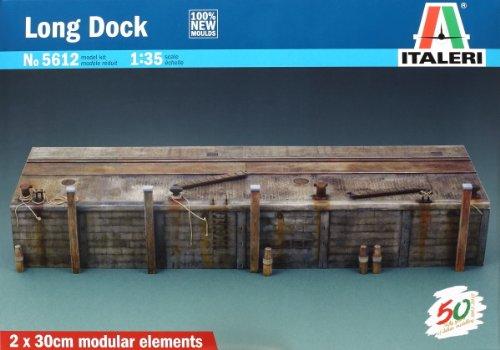 Italeri Long Dock Accessory Kit 2