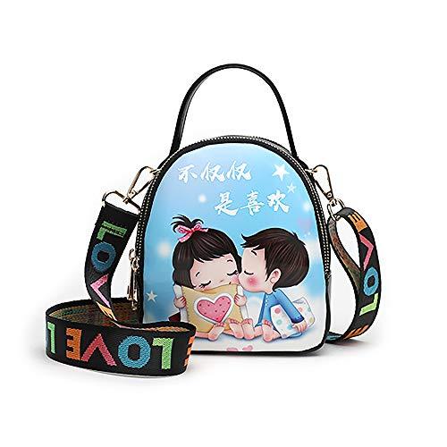 Cutiful Small Crossbody Bag Girls Purse Lovely Handbag Kids Single Shoulder Bags with Large Capacity