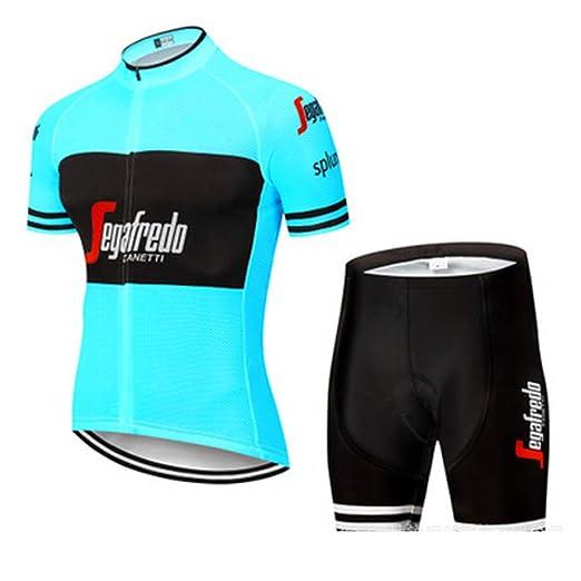 YDJGY Ropa Ciclismo Unisex Verano, Pantalones Cortos Ciclismo ...