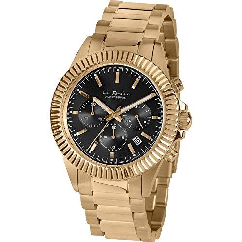 Jacques Lemans La Passion LP-111Q Wristwatch for women With Swarovski crystals