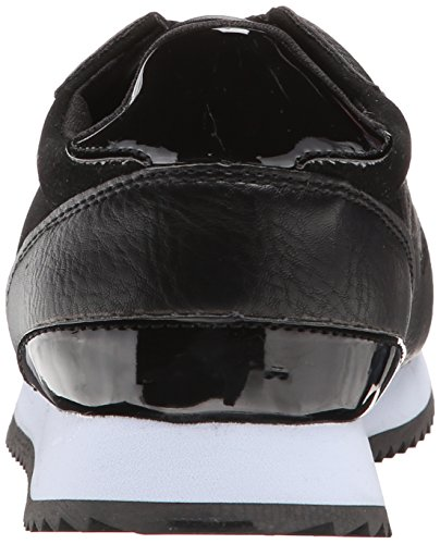 Madden Mädchen Runner Fashion Sneaker Black Mult