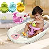 Saver 4 Colors Baby Bath Tub Ring Seat Infant Children Shower Toddler Kids Anti Slip Security Safety Chair