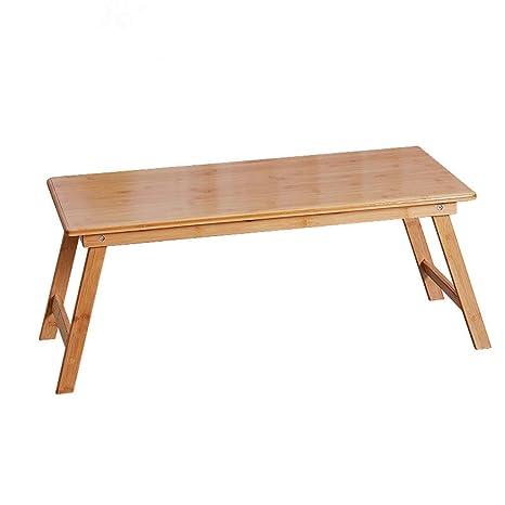 mesa plegable LITING Escritorio del Ordenador portátil Cama ...