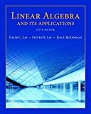 img - for Linear Algebra and Its Applications (5th Edition) book / textbook / text book