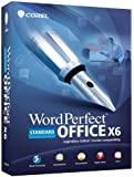 Corel WordPerfect Office X6 Standard [Old Version]