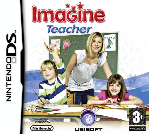 Image result for imagine teacher ds game