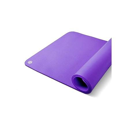 YXLZZO NBR Doble Estera de Yoga alargamiento ensanchado ...