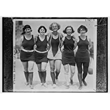 Photo: Ethelda Bleibtrey,others,competition swimmer,Olympic champion,swimsuits,women