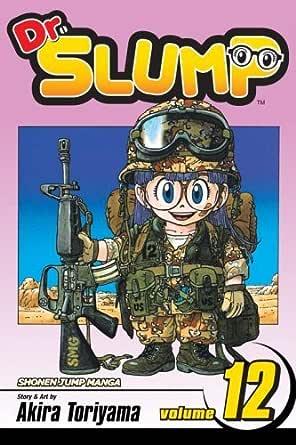 Amazon Com Dr Slump Vol 12 Ebook Toriyama Akira Toriyama Akira Kindle Store