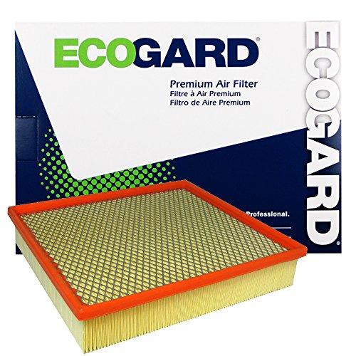 ECOGARD XA5378 Premium Engine Air Filter Fits Dodge Ram 2500, Ram 3500