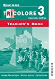 img - for Encore Tricolore Nouvelle 3 Teacher's Book book / textbook / text book