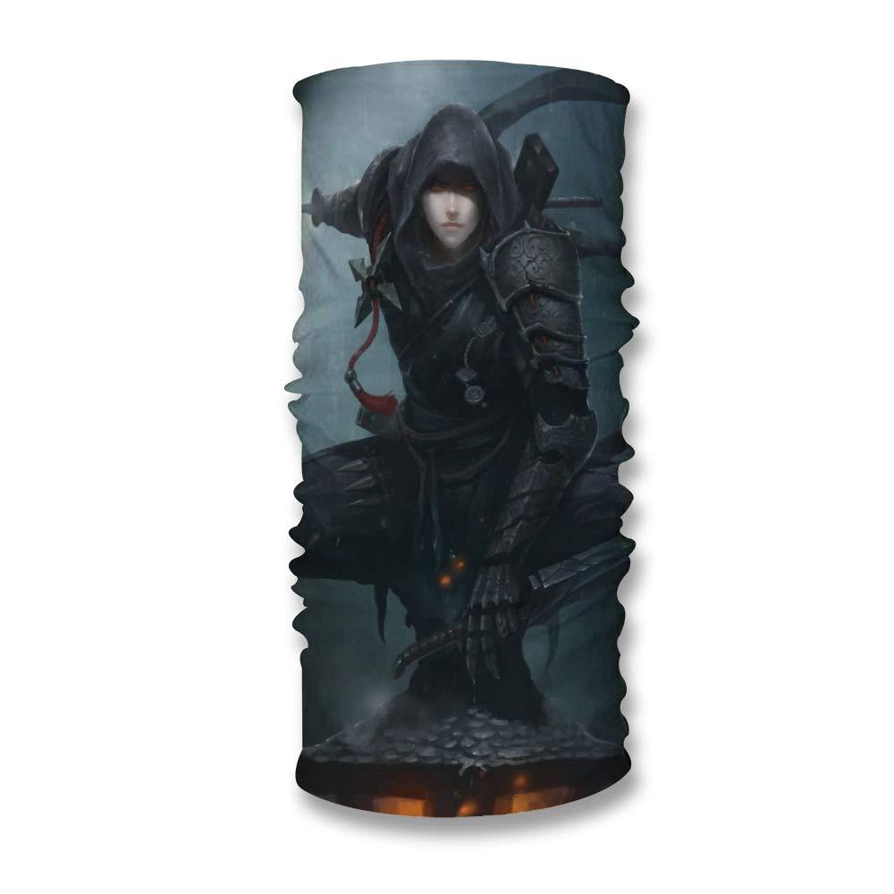 Amazon.com: Ninja Volition Poster Head Wrap Seamless Magic ...