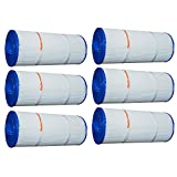 Pleatco PPM35SC-F2M Pool Filter Cartridge for Pacific Marquis Spas (6 Pack)