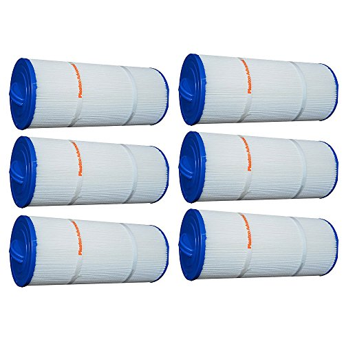 Pleatco PPM35SC-F2M Pool Filter Cartridge for Pacific Marquis Spas (6 Pack) by Pleatco