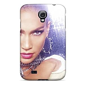 Defender Case With Nice Appearance (jennifer Lopez Face) For Galaxy S4