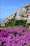 Positano Italy, Amalfi Coast Journal: 150 page lined notebook/diary