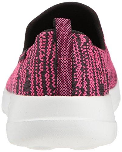 Pink Black Walk Joy Para Cordones Sin nirvana Zapatillas hot Go Mujer Skechers PBqn7WgB