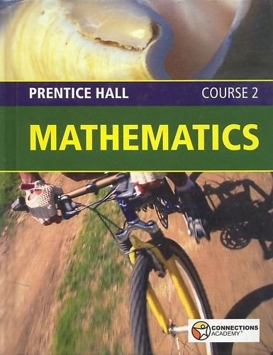 Read Online Prentice Hall Course 2 Mathematics : Connections Academy pdf