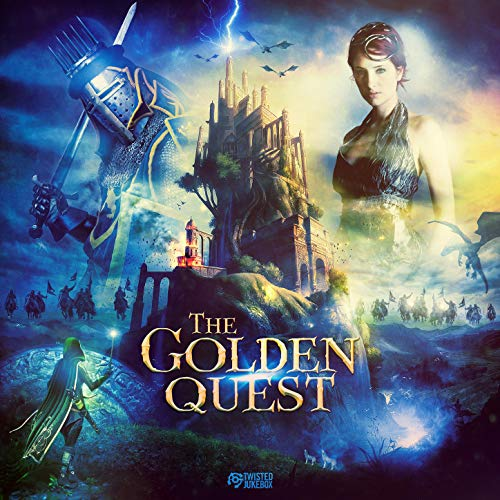 The Golden Quest (Twisted Jukebox)