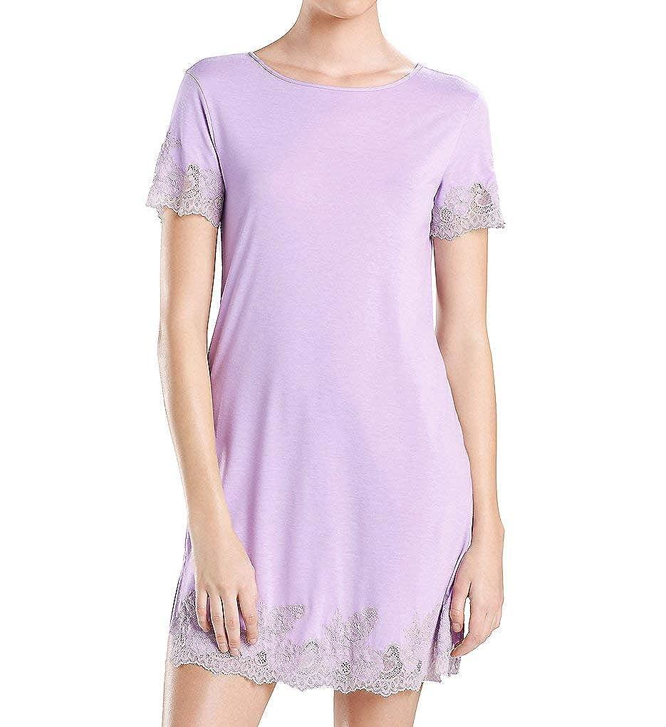 Natori Womens Luxe Shangri-la Sleepshirt G72056