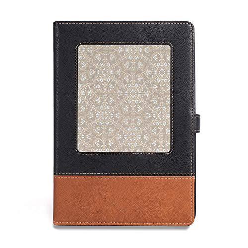 Durable Journal Writing Notebook,Mosaic,A5(6.1