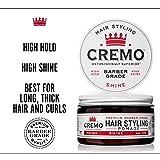 Cremo Premium Barber Grade Hair Styling Shine