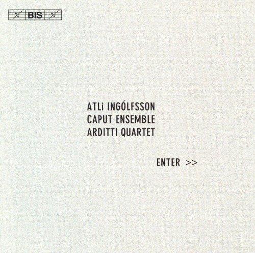 Ingolfsson: The Elves' Accent / String Quartet No. 1 / La Metrique Du Cri / Flecte Lapis Ii ()