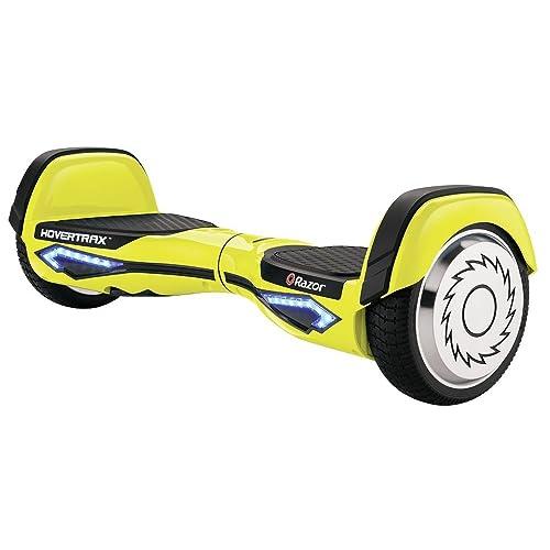 Razor HOVERTRAX 2.0 Kombination Aus Skateboard Scooter Und Segwey Features, grün, One Size