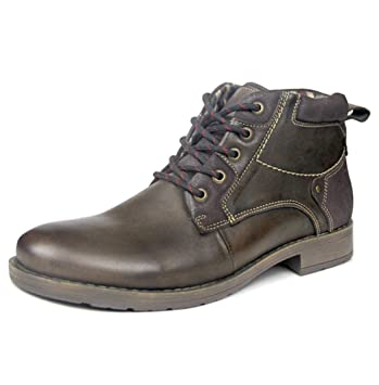 MON5F Home Herramientas Botas para la Nieve Otoño e Invierno Plus Velvet Martin Boots Botines para