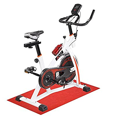 AW Fitness Gym Exercise Bike Bicycle Cycle Trainer Cardio Workout Indoor Home