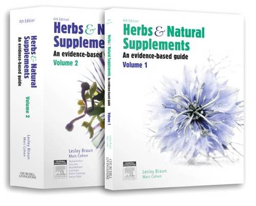 herbs and natural supplements - 2